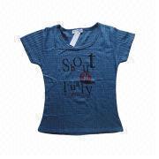 Women's T-shirts from China (mainland)