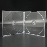 Double CD Jewel Cases from China (mainland)
