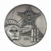 Zinc alloy coin from China (mainland)