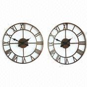 Wall Clocks from China (mainland)
