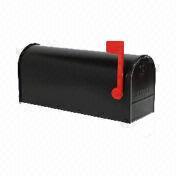 US mailbox from China (mainland)