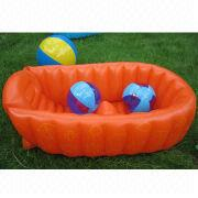 Insulation inflatable baby bath tub from China (mainland)