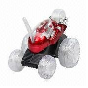 RC Stunt Car with Flashing Wheels and Music from China (mainland)