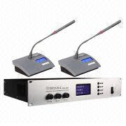 Discussion Voting Video Conference System from China (mainland)