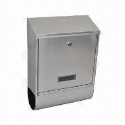 Stainless Steel Mailbox from China (mainland)
