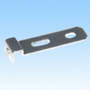 Metal stamping, used for socket, compliant with RoHS Directive from HLC Metal Parts Ltd
