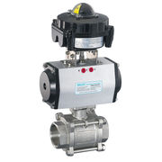 3-piece pneumatic ball valve from China (mainland)