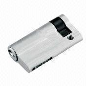 Tubular EU Standard Key Lock Cylinder from China (mainland)