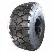 Off-road Tires from China (mainland)