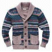 Boys' Vintage Sweaters from China (mainland)