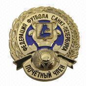 Metal Badge and Emblem from China (mainland)