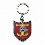 China Metal Keychain