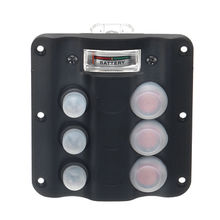 Taiwan LED Switch Panel, Compliant with CE Standards