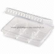 Disposable Plastic Tray from Taiwan