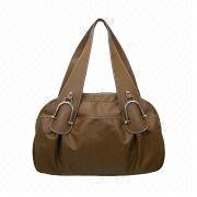 Synthetic Leather Handbag, Various Designs and Colors are Available, Fashionable Design