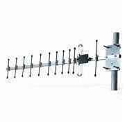 Taiwan LTE Antenna 824 to 960MHz Yagi Type with 13dBi Gain and TNC Female