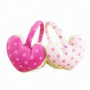Plush ear muffs from China (mainland)