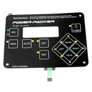 LED back light membrane switches Manufacturer