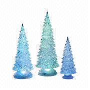 Lighted Christmas Tree Trio Set from China (mainland)