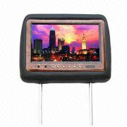 Car Headrest Monitors from China (mainland)