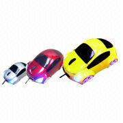 Wired 3D Car-shaped Mouse from China (mainland)