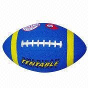 American Football from China (mainland)