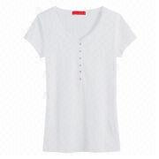 Women's T-shirt from China (mainland)