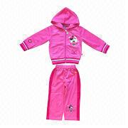 Children's Training and Jogging Suit from China (mainland)