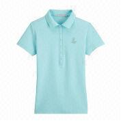 Women's Polo Shirt from China (mainland)