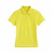 Girls' Polo Shirt from China (mainland)