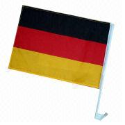 German Car Window Flag from China (mainland)