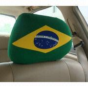 Brazil flag car seat cover from China (mainland)