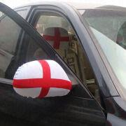 England flag car mirror cover from China (mainland)
