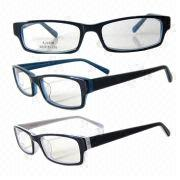 Classic style acetate optical frame from China (mainland)