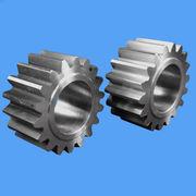 China CNC Hobbing Machine Iron Cast Spur Gears