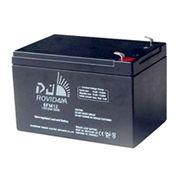 12V/12mA Sealed Lead-acid Battery from China (mainland)