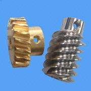 Small Bevel Worm Gear Wheels from Hong Kong SAR