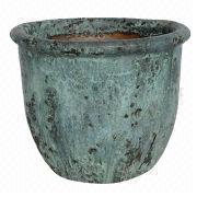 New Design Black Clay Pot from Vietnam