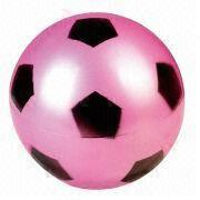 Inflatable Football PVC Bouncing Toy Ball from China (mainland)