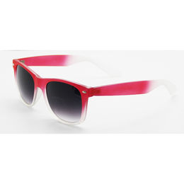 Leather leg plastic frame fashionable sunglasses from China (mainland)