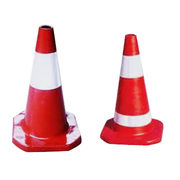 Traffic Safety Rubber Cone from China (mainland)
