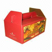 Custom Printed Box from China (mainland)