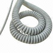 PVC Spiral Cable from China (mainland)
