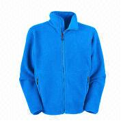 China Men's fleece jackets