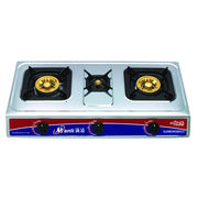 3-burner camping gas stove from China (mainland)