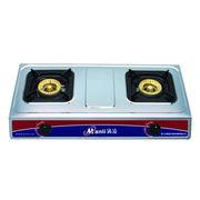 2-burner gas stove from China (mainland)