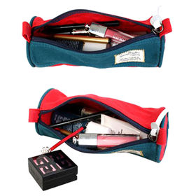 2014 Fashion Cosmetic Bag for Lady, Canvas/Cotton Material from Fuzhou Oceanal Star Bags Co. Ltd
