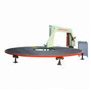 Model YQ Sponge Disc Slice Cutting Machine from China (mainland)