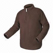 China Men's Fleece Pullover