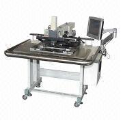 Automatic zigzag label sewing machine from China (mainland)